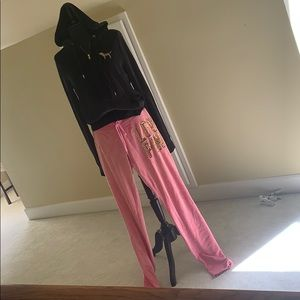 Victoria Secret Lounge outfit
